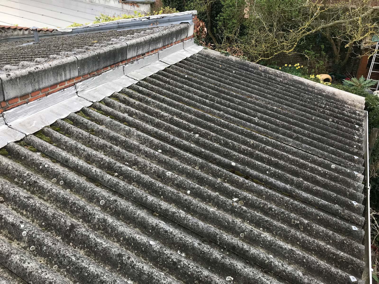 Changement toiture Amiante - St André - Lille - CL Construction